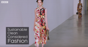 Can fashion be sustainable?